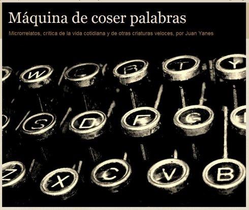maquina de coser palabras
